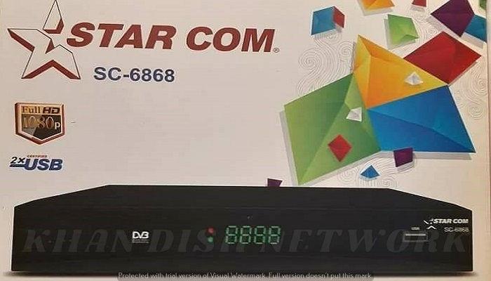 STARCOM SC-6868