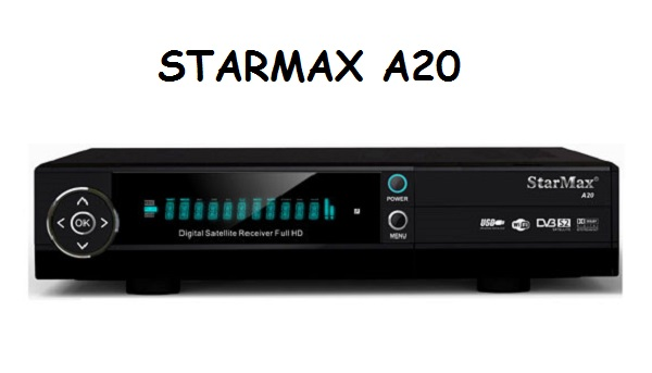 STARMAX A20 NEW SOFTWARE UPDATE | SPECIFICATIONS