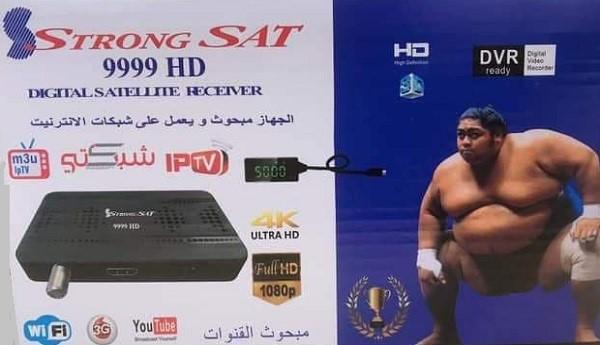 Strong sat 9999 hd