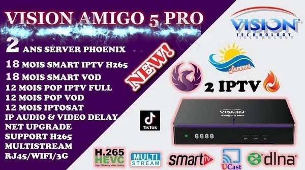 Vision Amigo 5 Pro