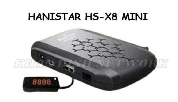 hanistar-x8-mini