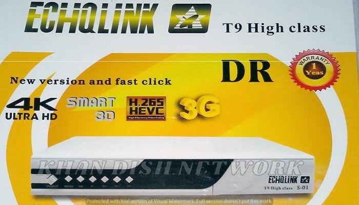 Echolink T9 High Class S-01 Software