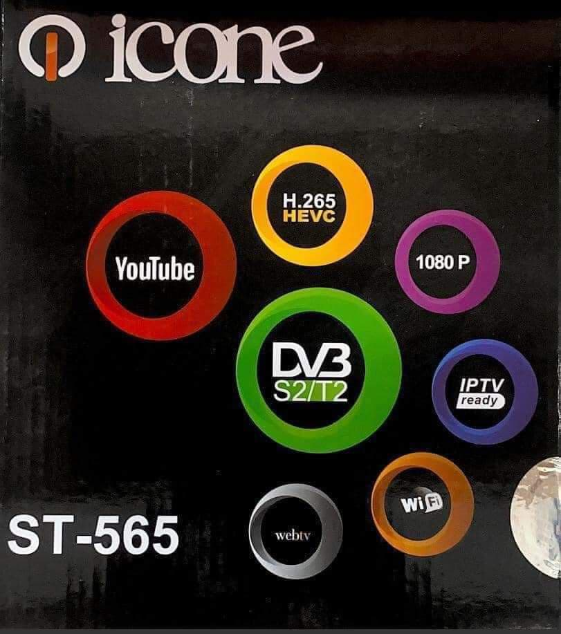 ICONE COMBO ST-565 SOFTWARE