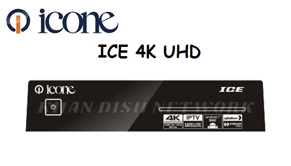 ICONE ICE 4K