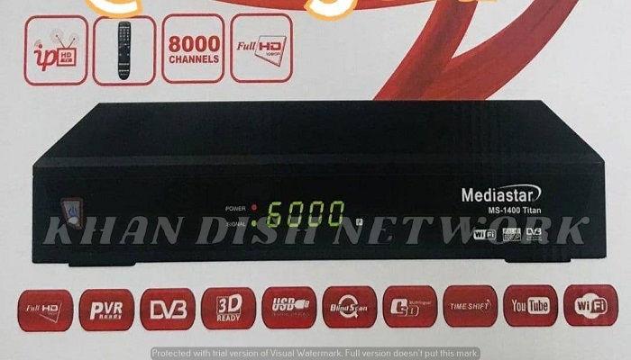 MEDIASTAR MS-1400 TITAN