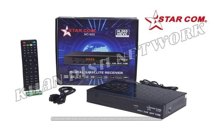 Starcom SC-925 Software