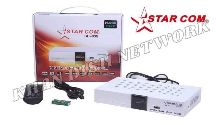 Starcom SC-935 Software