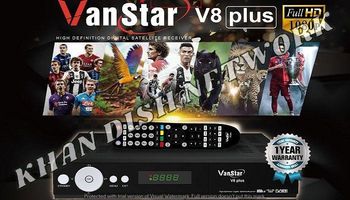 VANSTAR V8 PLUS