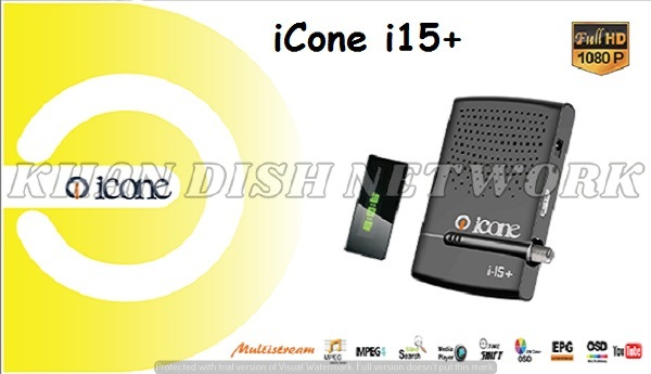 iCone i15 Plus Software