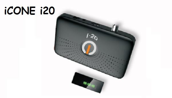 iCone i20 Software