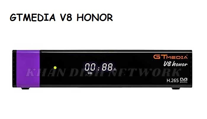 GTMEDIA V8 HONOR FIRMWARE UPDATE