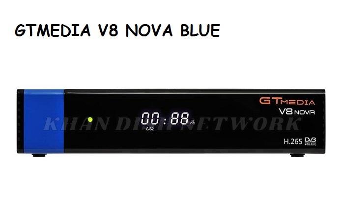 GTMEDIA V8 NOVA BLUE FIRMWARE UPDATE