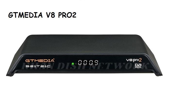 GTMEDIA V8 PRO2 RECEIVER FIRMWARE UPDATE