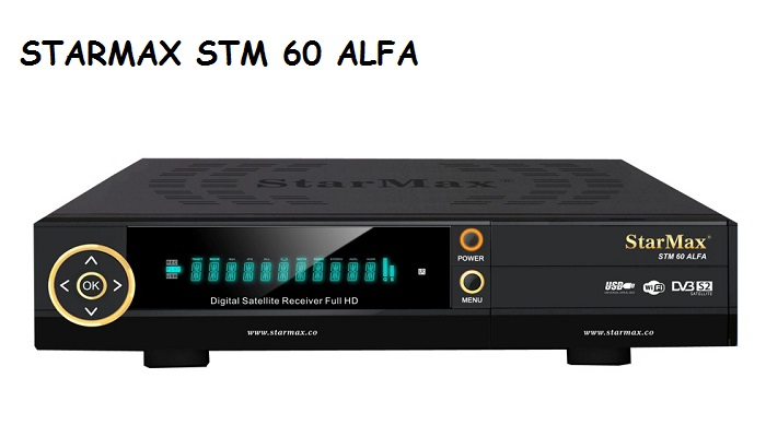 STARMAX STM 60 ALFA SOFTWARE UPDATE
