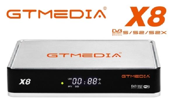 GTMEDIA X8 FIRMWARE UPDATE DOWNLOAD