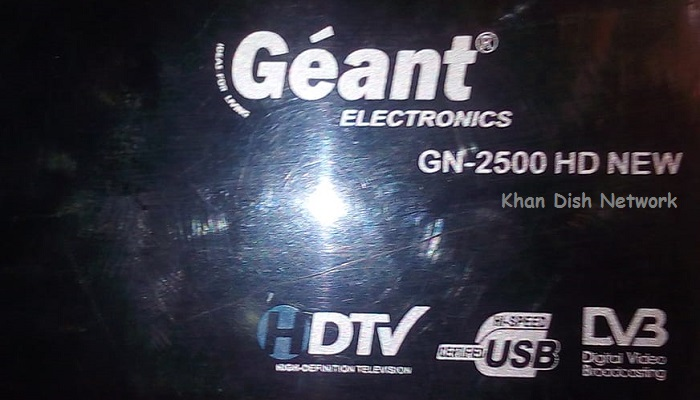 Geant GN-2500 HD New