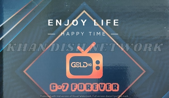 Gold Tv Hd G-7 Forever Software