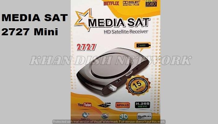 MEDIA SAT 2727