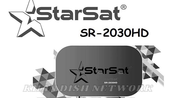STARSAT SR-2030HD