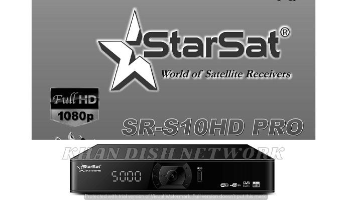 STARSAT SR-S10HD PRO