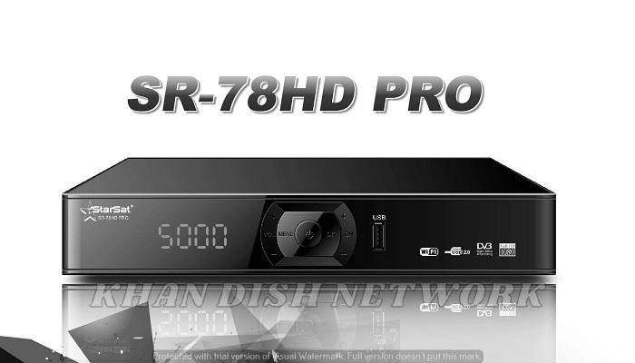 STARSAT SR-78HD PRO