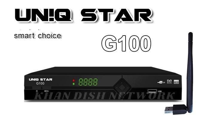 UNIQ STAR SR-G100 HD