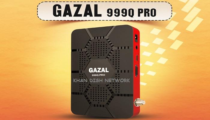GAZAL 999Q MAX RECEIVER