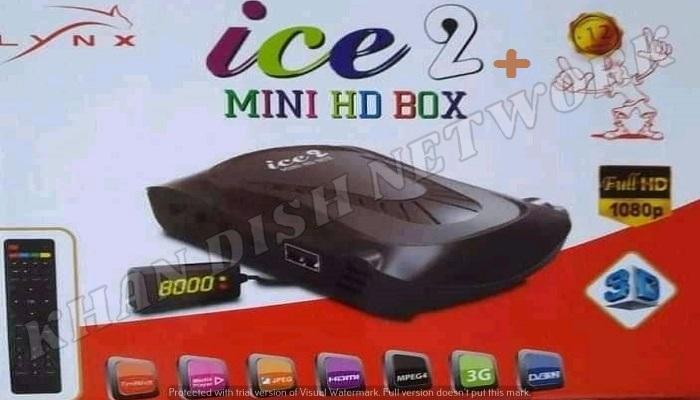 ICE2+ PLUS MINI HD BOX SOFTWARE UPDATE