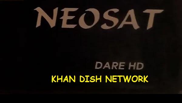 NEOSAT DARE HD RECEIVER DUMP FLASH FILE
