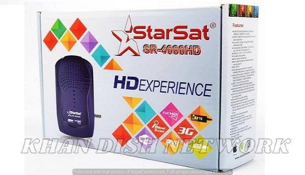Starsat SR-4080 HD