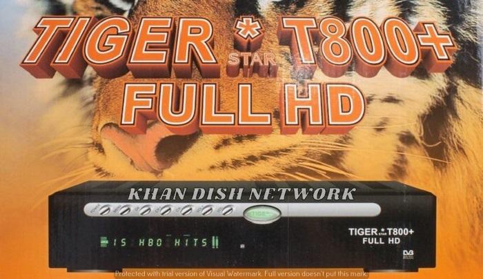 Tiger T800+ Plus Full Hd Software